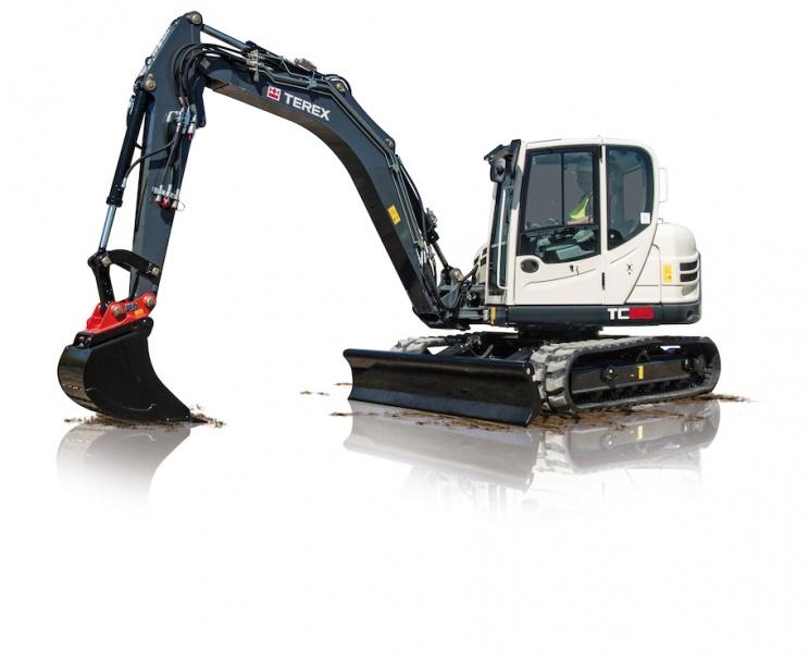 Professional Demolition International - Go small, work big with mini