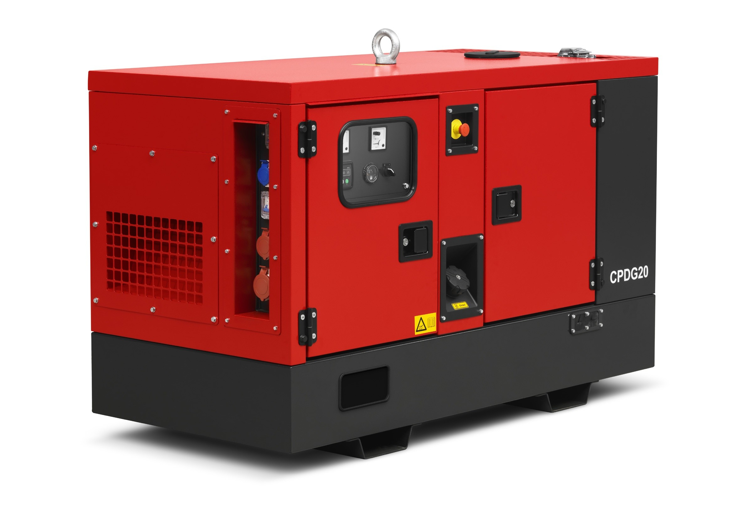 Chicago Pneumatic adds Generator options
