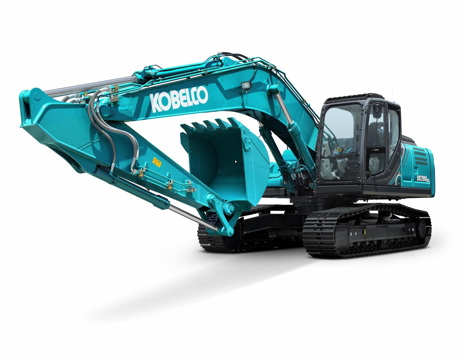 "Kobelco launches ""Generation 10"" excavators"