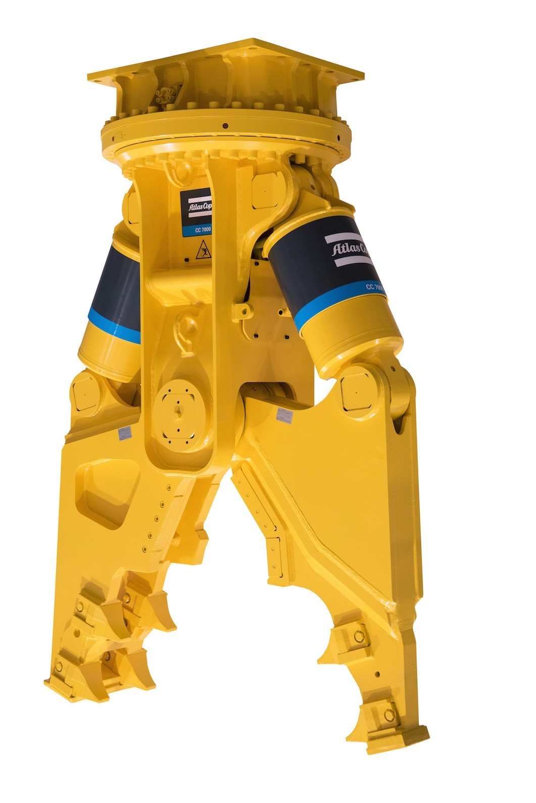 New CombiCutter CC 7000, a reliable partner for heavy demolition