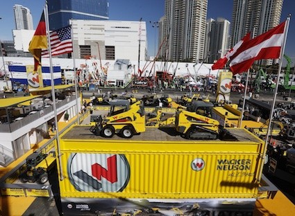 Wacker Neuson at Conexpo 2017