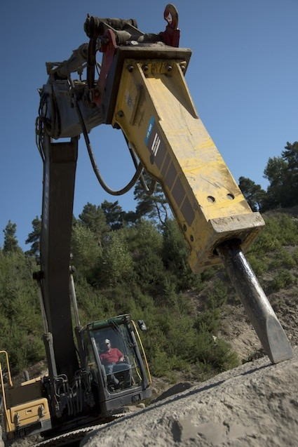 Atlas Copco adds new MB 1650 hydraulic breaker
