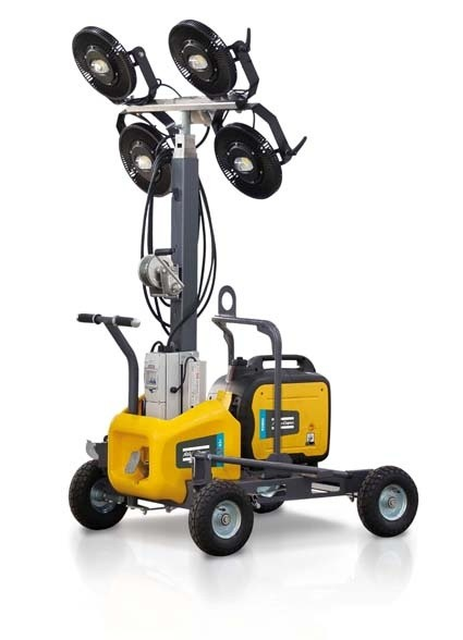 Atlas Copco: expands HiLight tower range