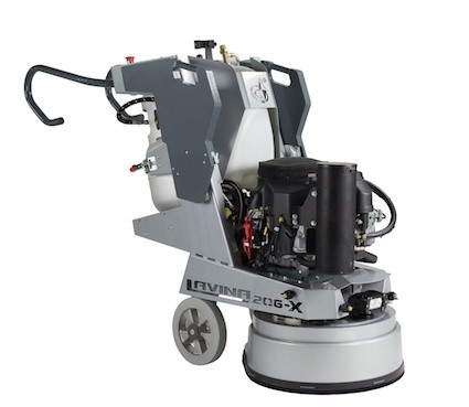Superabrasive launches new propane grinder