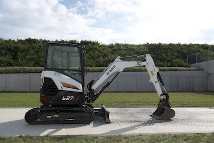 Impressive New Bobcat display at Intermat 2018
