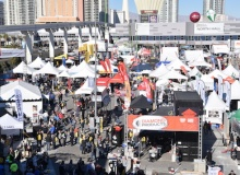 Expectation builds for World of Concrete