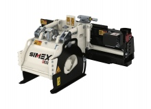 Simex exhibits its developments at bauma