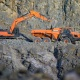 Doosan DX300LC-5 adds 20% to 30% more output at Mítov Quarry