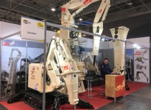 Crème de la crème of the demolition industry represented at Intermat
