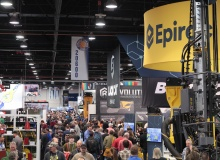 Conexpo/Conagg ends one day earlier