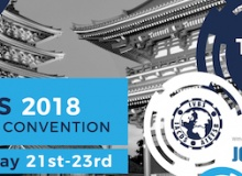 Everything ready for the 2018 Tokyo IACDS annual convention