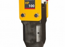 Indeco's new HP 100 micro hammer