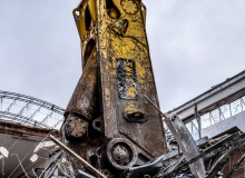 Scrap shear industry readies itself for market upturn
