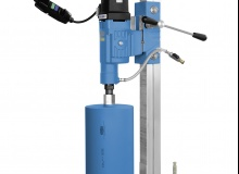 Tyrolit's new system solution for drilling diameters up to 250mm