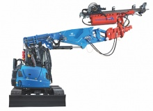 Wimmer launches the 'Blue Badger' compact tunnel excavator